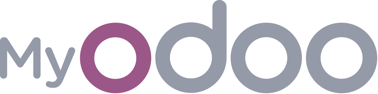 Logo de l'application mobile MyOdoo